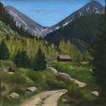 Mineral King Trail 1507