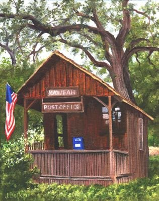 1575 Kaweah Post Office XIII