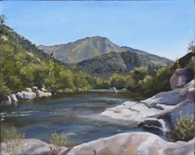 1436 Kaweah River VII