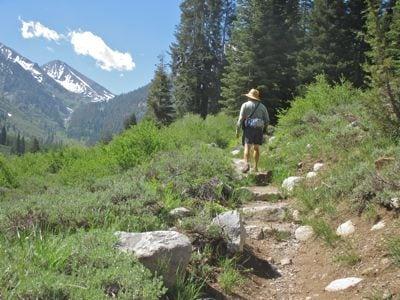Mineral King Trail