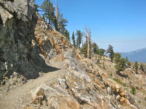 Monarch Lake Trail
