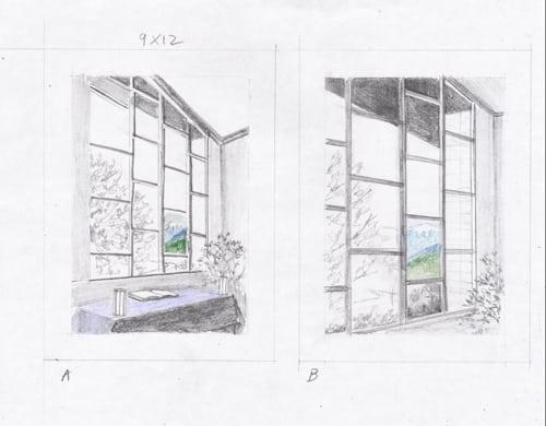 LB sketches
