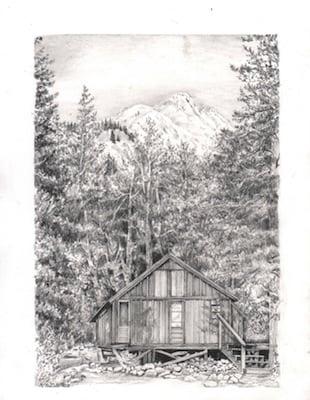 friend's cabin 1