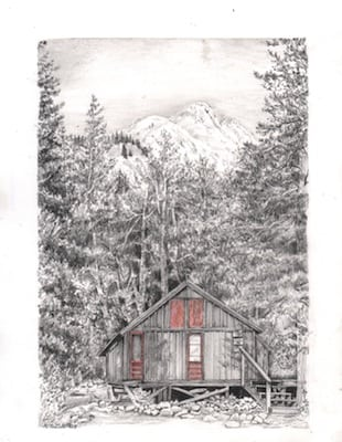 friend's cabin 2