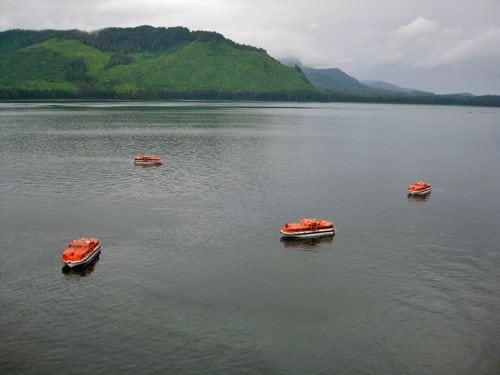 life-boats